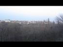 11.04.2018 Донецк - звуки утреннего обстрела города мое видео