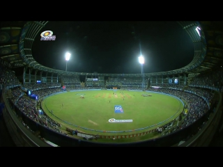 CRICKET, IPL 2014: Mumbai Indians v Rajasthan Royals - 56th Match