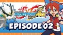 [Episode 02] Future Card Buddyfight Ace Animation