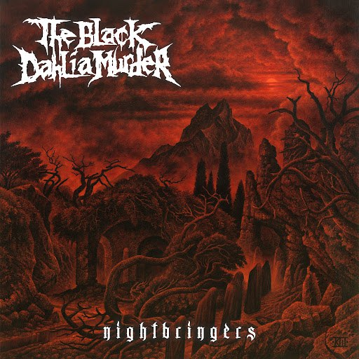 The Black Dahlia Murder альбом Nightbringers