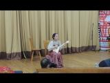 Варвара Гулевич выступление на фестивале Вербное воскресенье Москва 2018