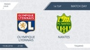 AFL18 France Ligue 1 Day 14 Olympique Lyonnais Nantes