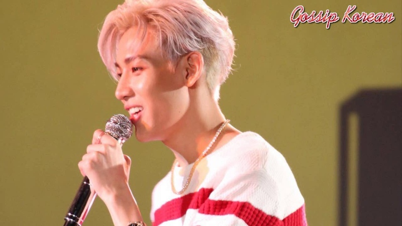 180815 BamBam (GOT7) At CP Sausage Forever Fan Meeting In Thailand – 뱀뱀 팬미팅