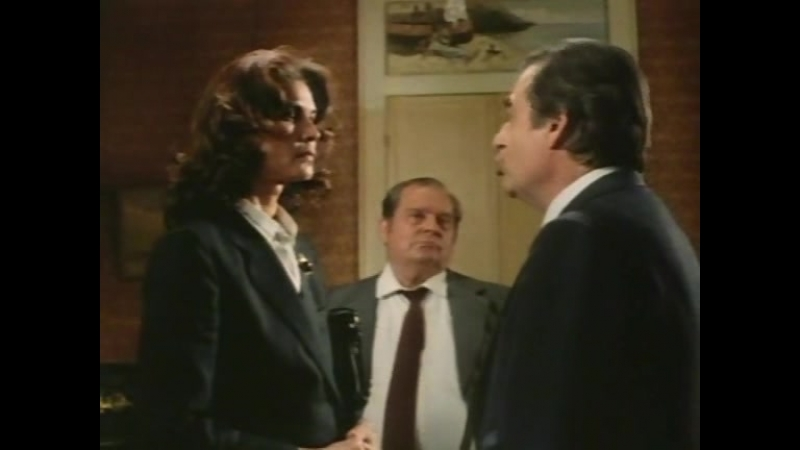 СПРУТ. / La Piovra. (1984) 1 СЕЗОН. 6 СЕРИЯ.