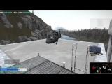 [Chucky] Arma 3 Stalker RP: Аркаим прилетел - Радуга Пилот . Холт и Фиалка встречают. (Arma 3) (ArmStalker)