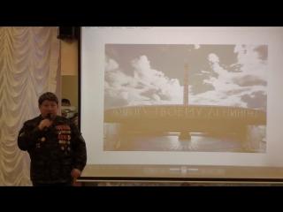 Александр Питерский (Явдошенко) Ветеранам блокадникам Ария мистера Х