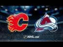 NHL 2017-2018 / RS / Calgary Flames vs Colorado Avalanche (ENG)