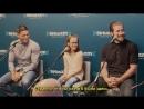 «Левша»: Интервью Джейка Джилленхола для Entertainment Week