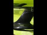 Бампер передний мазда 3 BL 2011г. рестайлинг