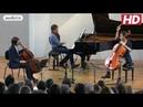 Master Class Gautier Capuçon - Shostakovichs Cello Concerto No. 1 - Fondation Louis Vuitton