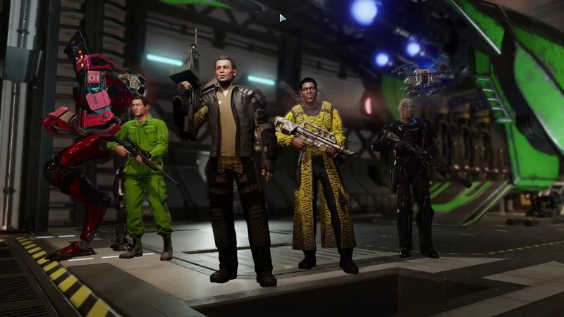XCOM 2 Red Dwarf Voice Pack Trailer VGTimes.Ru
