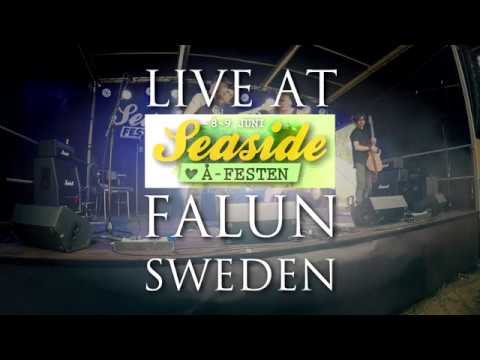 Alister Mars - Wired Heads (Live at SEASIDE Festival, Falun SWEDEN)