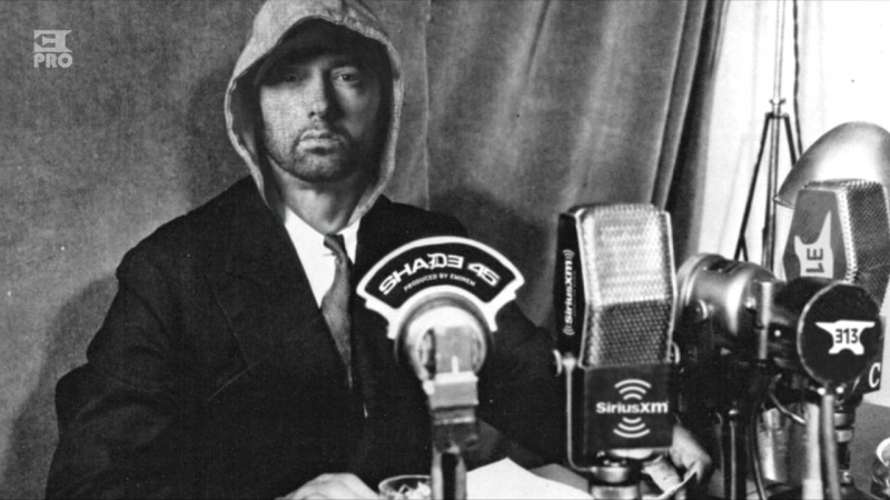 Eminem - Shady Fireside Chat on Shade45 (Full QA-Session with Fans about Revival, 15.12.2017)