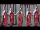 Türk dansı Horon-Leyla Doğu Dansları Stüdyosu_Турецкий танец «Хорон».Студия восточного танца Лейла
