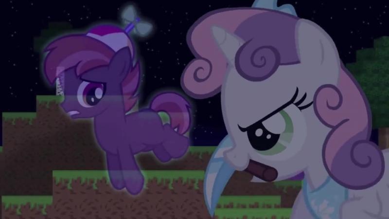 Button e Sweetie belle
