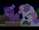 Button e Sweetie belle