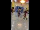 тувинский танец