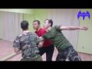 Двое угрожают ножом (нож в статике студенты часть 1)