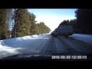 Авария на трассе Глазов Юкаменское, Удмуртия
