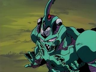 Гайвер - биомеханическая броня. Эпизод 5. Смерть Гайвера (ОВА 1989 года) (озвучили: группы SHIZA и AniFilm). Часть 2.