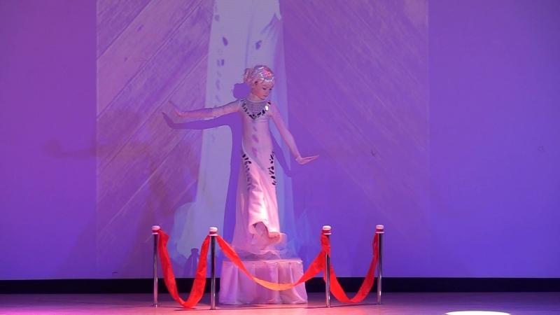 Неделько Виктория. Студия восточного танца Джумана (Барнаул, Новоалтайск)