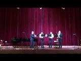 2017 Концерт в РКИ Моцарт Маленькая ночная серенада Финал