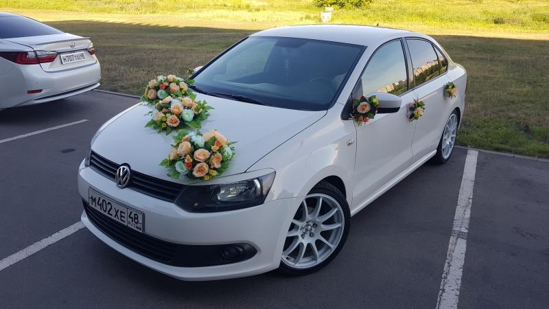 Volkswagen Polo (Свадебный День Липецк)®
