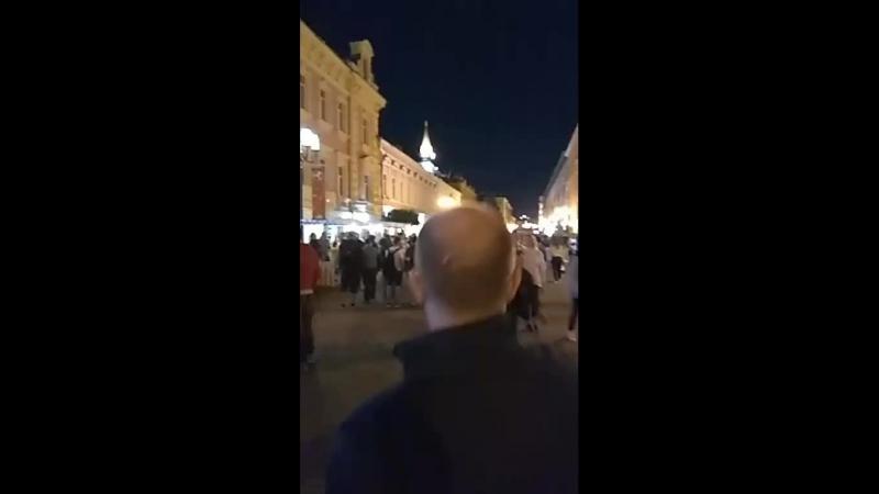 Серёга Шаров - Live