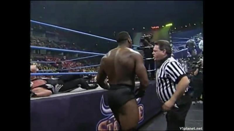 |WM| Букер Ти против Стинга - WCW Spring Stampede 2000