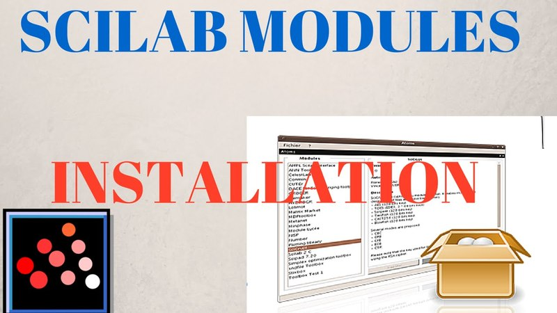 Downloading and Installing Toolboxes in SCILAB[TUTORIAL]