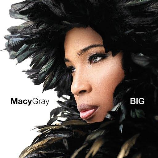 Macy Gray альбом Big (International Version)