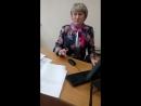 Отказ в принятии письменного требования Начальник ПАО СК Росгосстрах