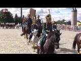 День флага. Президентский полк