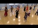 Бесплатный МК фламенко к 8 марта