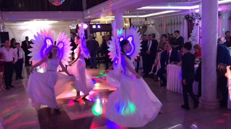 Танець «Янголи» від шоу - балету Jazz Band