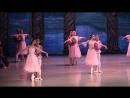 Розовый вальс в балете Щелкунчик