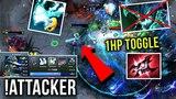 Most EPIC Kunkka Player is BACK! - !Attacker Kunkka 1HP Armlet Toggle Master - DOTA 2