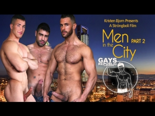 Full Movie: Men in the City 2