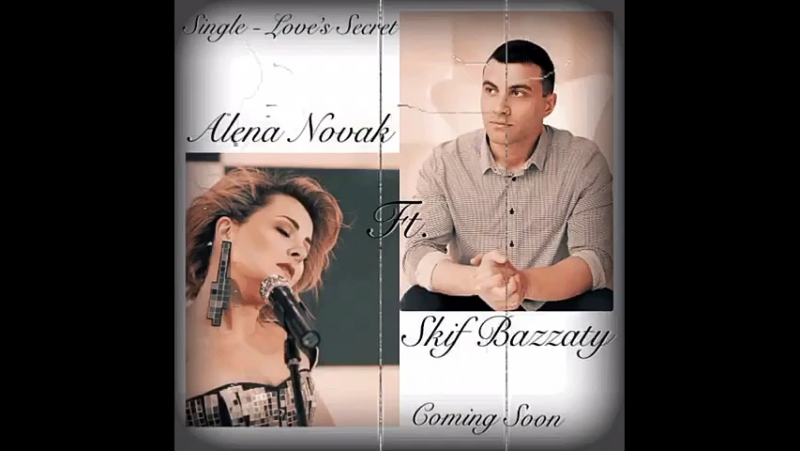 Alena Novak ft. Skif Bazzaty - Love's Secret