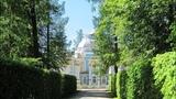 Сиреневый Екатерининский парк. Пушкин. Царское село. Catherine Park. Tsarskoye Selo Pushkin