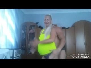 Танго втроем  @nadin_kazartseva #любимая #кристиан #беременяжка #яжмать #яжотец #новосибирск #family #казарцевы