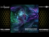 Man Machine - Spirit Of The Machine (ovnicd048 _ Ovnimoon Records) _Full Album