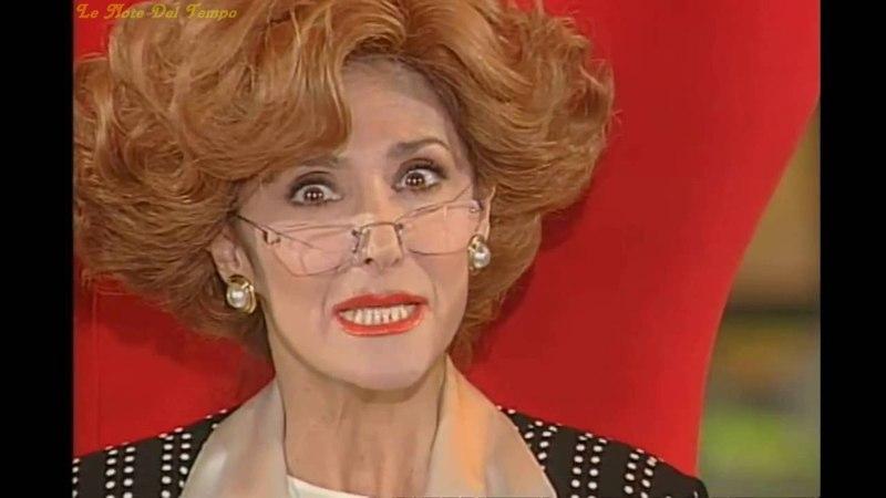 Anna Marchesini Con Raoul Bova e Sabrina Ferilli - Merope Generosa (Sessuologa) 2002