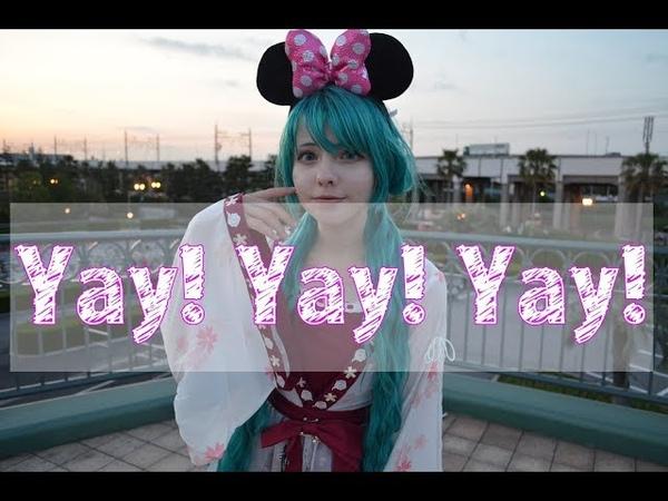 【Saya Scarlet】イェイ! イェイ! イェイ! ☆ スマイルプリキュア!