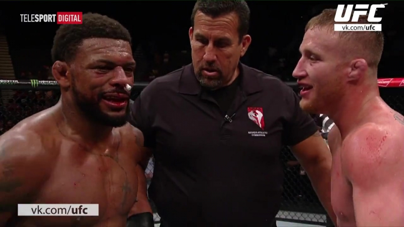 UFC The Ultimate Fighter 25 Michael Johnson vs Justin Gaethje Майкл Джонсон vs Джастин Гэтжи