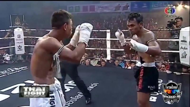 Тайский бокс против Бирманского бокса