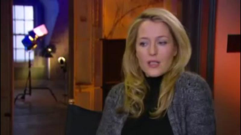 Hannibal Sorbet Interview Gillian Anderson