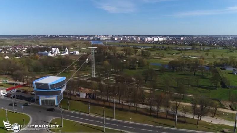 SkyWay Project in Mogilev in Belarus