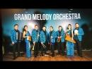 """Фотовидео коллаж со съемок клипа Grand Melody Orchestra """"Калинка""""."""