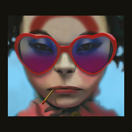 Gorillaz альбом Strobelite (feat. Peven Everett) [Radio Edit]